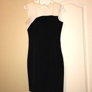 Elie Tahari knee- length dress